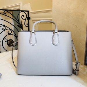 Michael Kors Bags - NWT Michael Kors large Adele Satchel&wallet Set